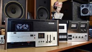 SONY TC-134SD TAPECORDER - Cassette Deck Recorder (178002)