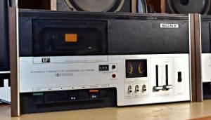 SONY TC-134SD TAPECORDER  kazetový magnetofon (178017)