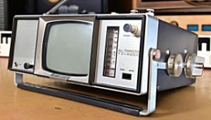 UNIVERSUM FK 100R portable TV-Radio - přenosný mini televizor (178004)