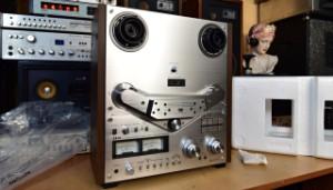 AKAI GX-635DB Tape Deck - NOS - Not Used - Nepoužitý kotoučový magnetofon (178122)