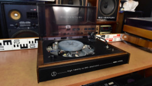 Gramofon Tesla NC 440 (178127) - raménko přenosky Tesla P1101 (178128)
