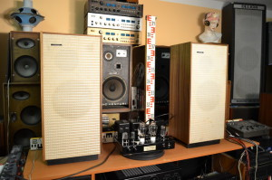 6GD2 speakers in Soviet boxes Sinfonia Angelicaaudio