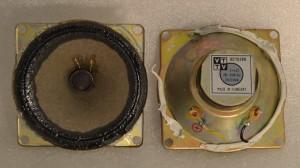 Reproduktor Speaker Videoton HD 10-8 K - Videoton Supermax D402E