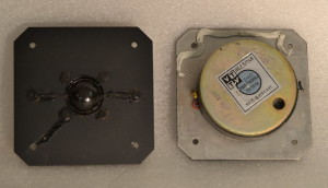 Reproduktor Speaker Videoton HG 2,5-14 K - Videoton Supermax D402E