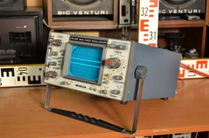 LEADER LBO-508 Dual Trace Oscilloscope