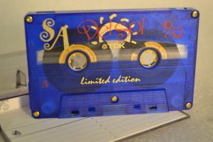 TDK SA90 Del Sol Limited Edition