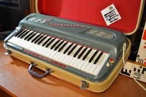 Harmophon Akordeon Koestler Typ 503
