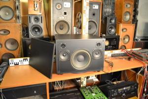 Loewe Concept Sound Box Passiv STEREO