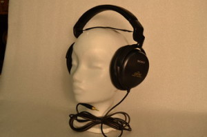 SONY MDR CD750 DIGITAL REFERENCE