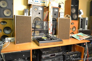 BSR Fidelity UA 10 and Dual CL 260 Angelicaaudio