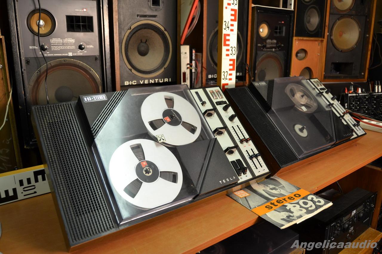 Tesla B93 Stereo Angelicaaudio 1990
