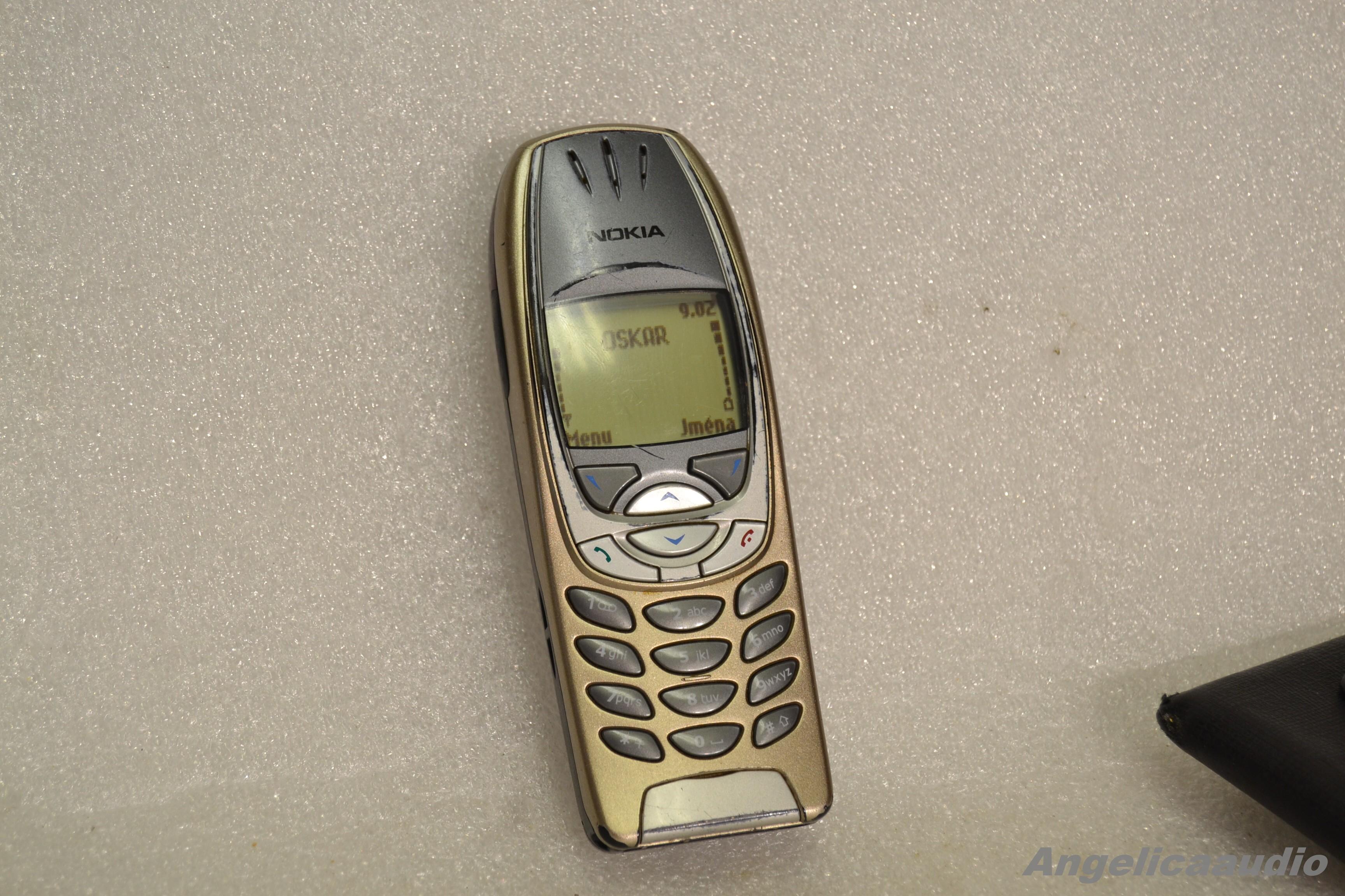 Nokia 6310i Telefon Angelicaaudio 1990
