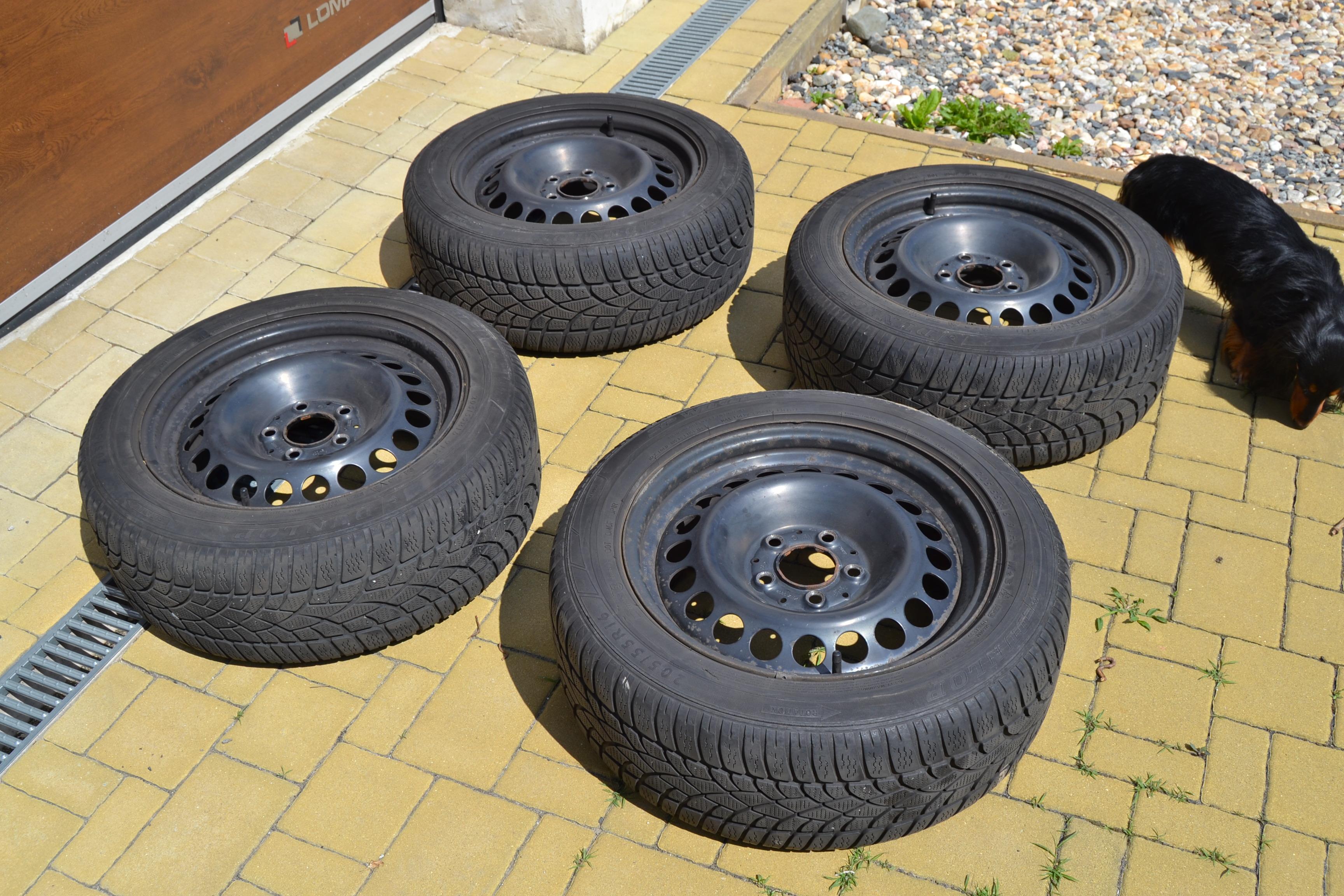 dunlop winter sport 3d 205 55 r16 pneu s disky angelicaaudio 1990. Black Bedroom Furniture Sets. Home Design Ideas