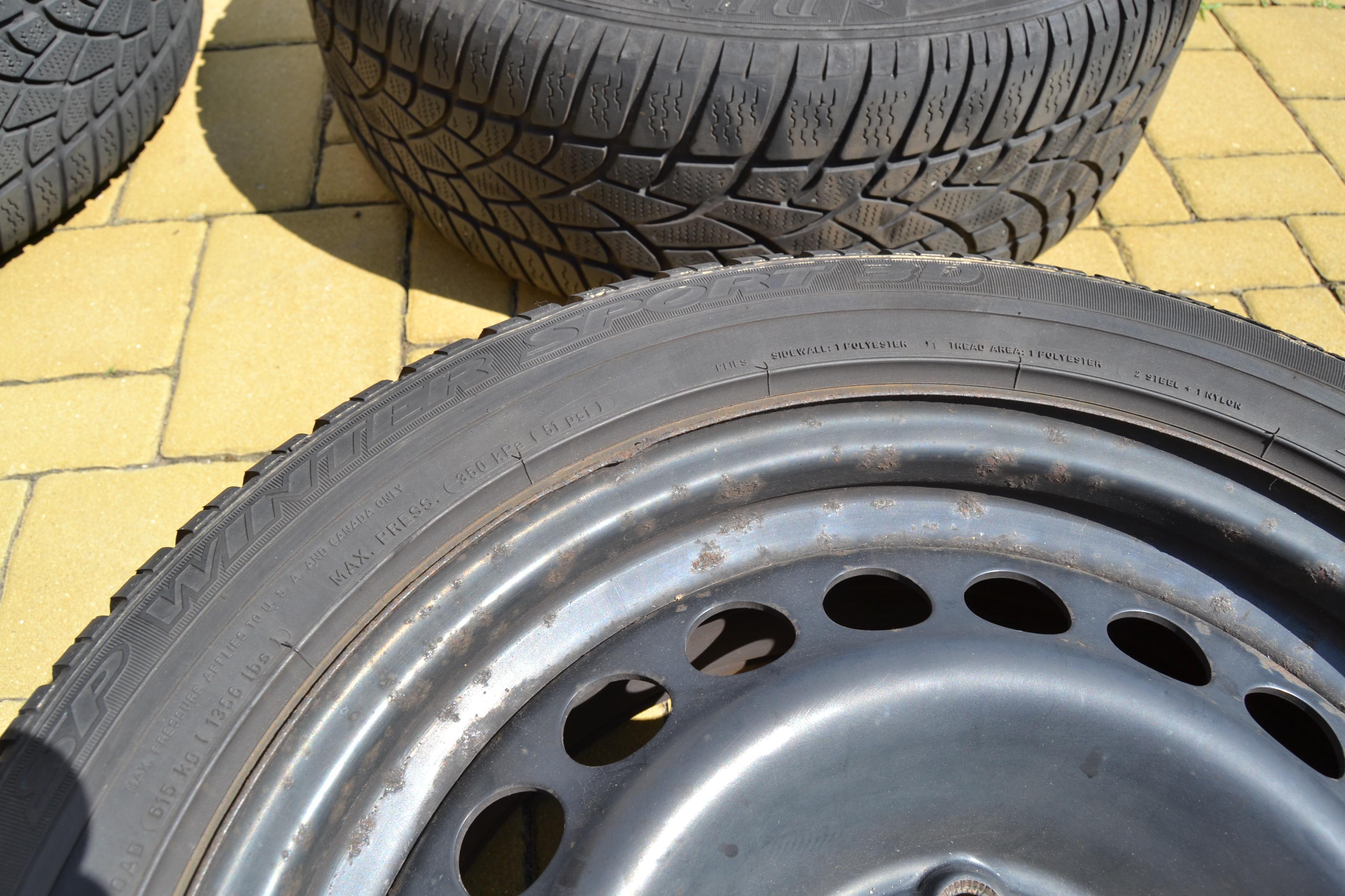 dunlop winter sport 3d 205 55 r16 pneu s disky angelicaaudio 1990