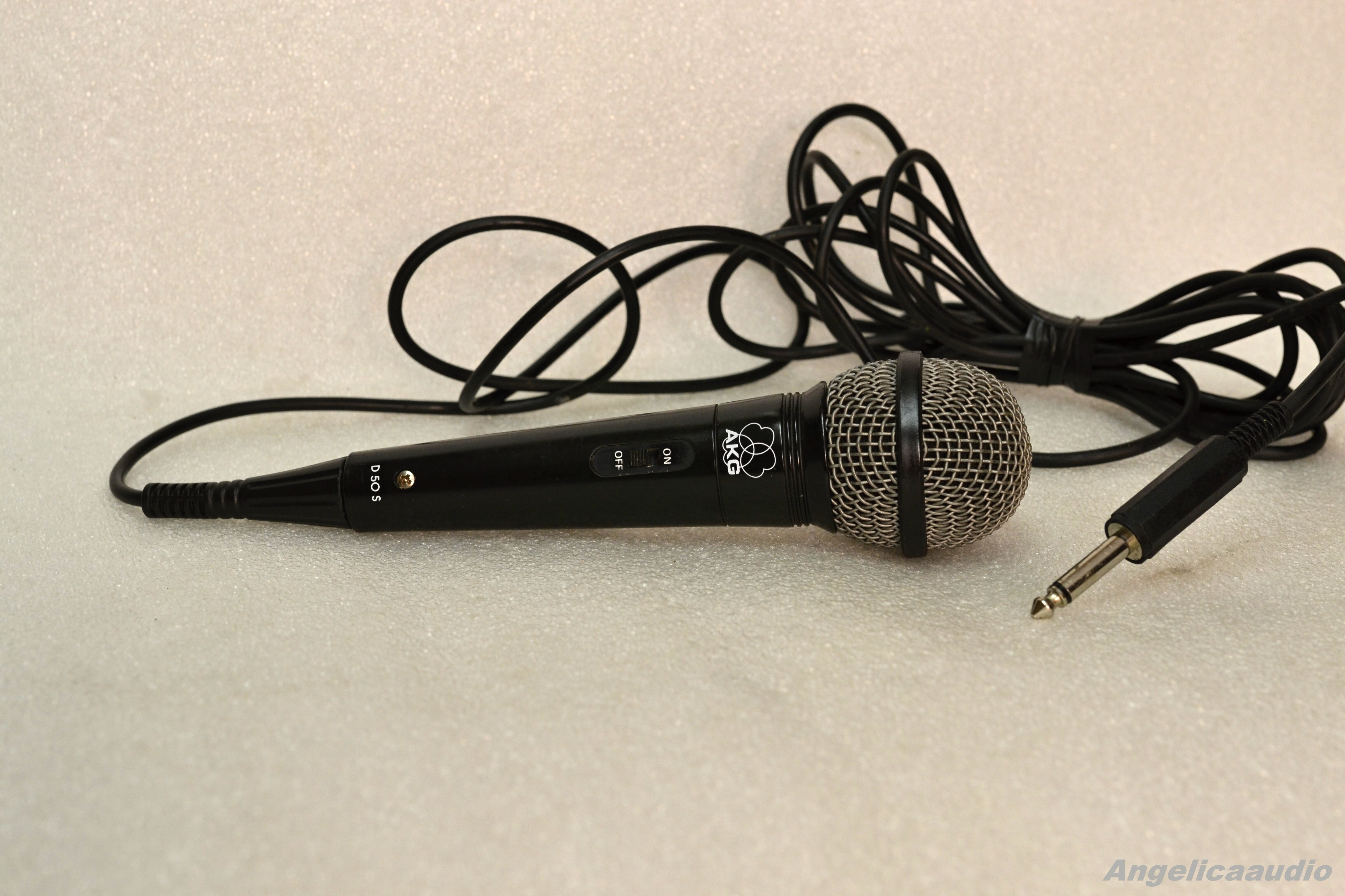 Akg D50s Mikrofon Angelicaaudio 1990