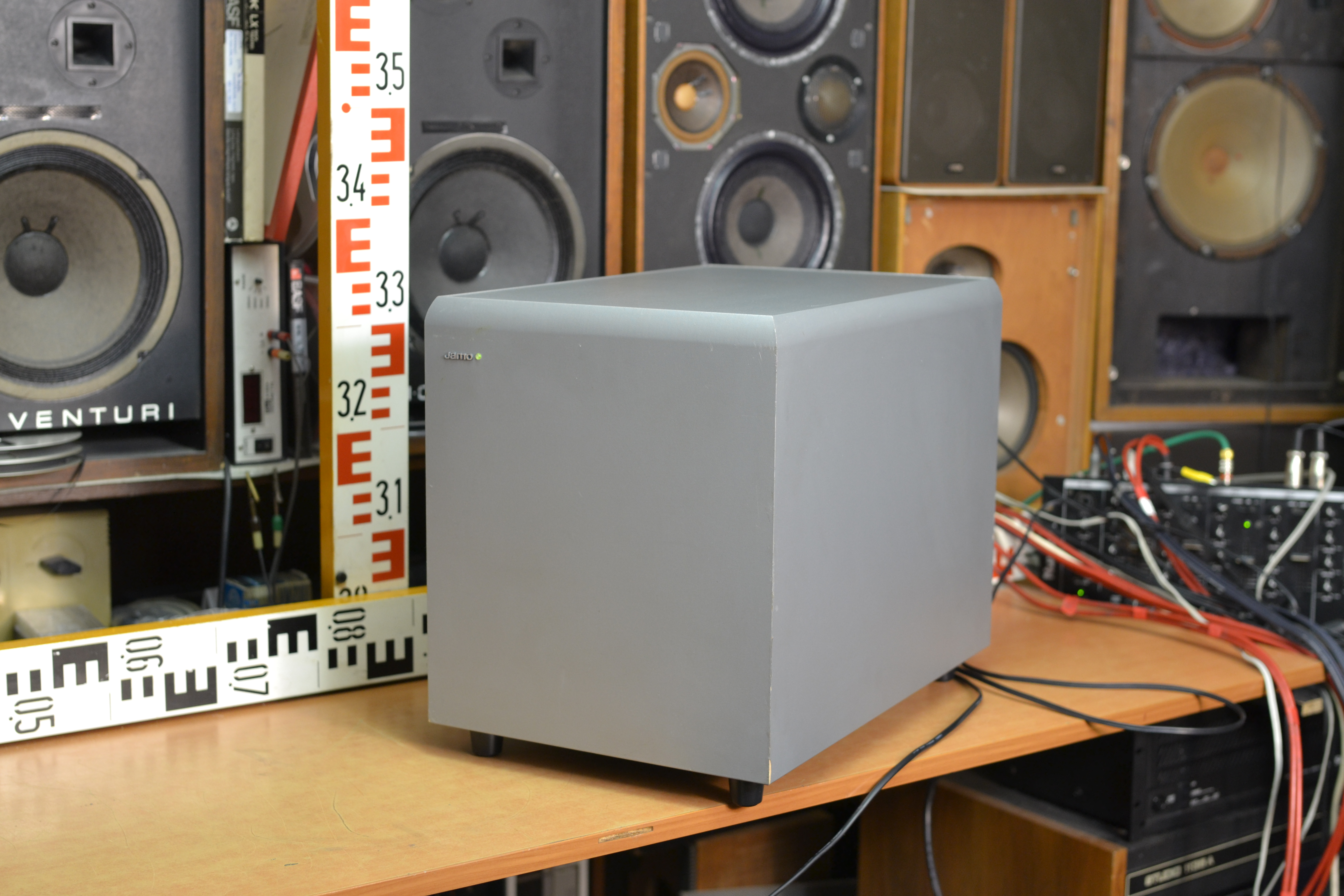 Jamo A3 Sub 3 Active Subwoofer Made In Denmark