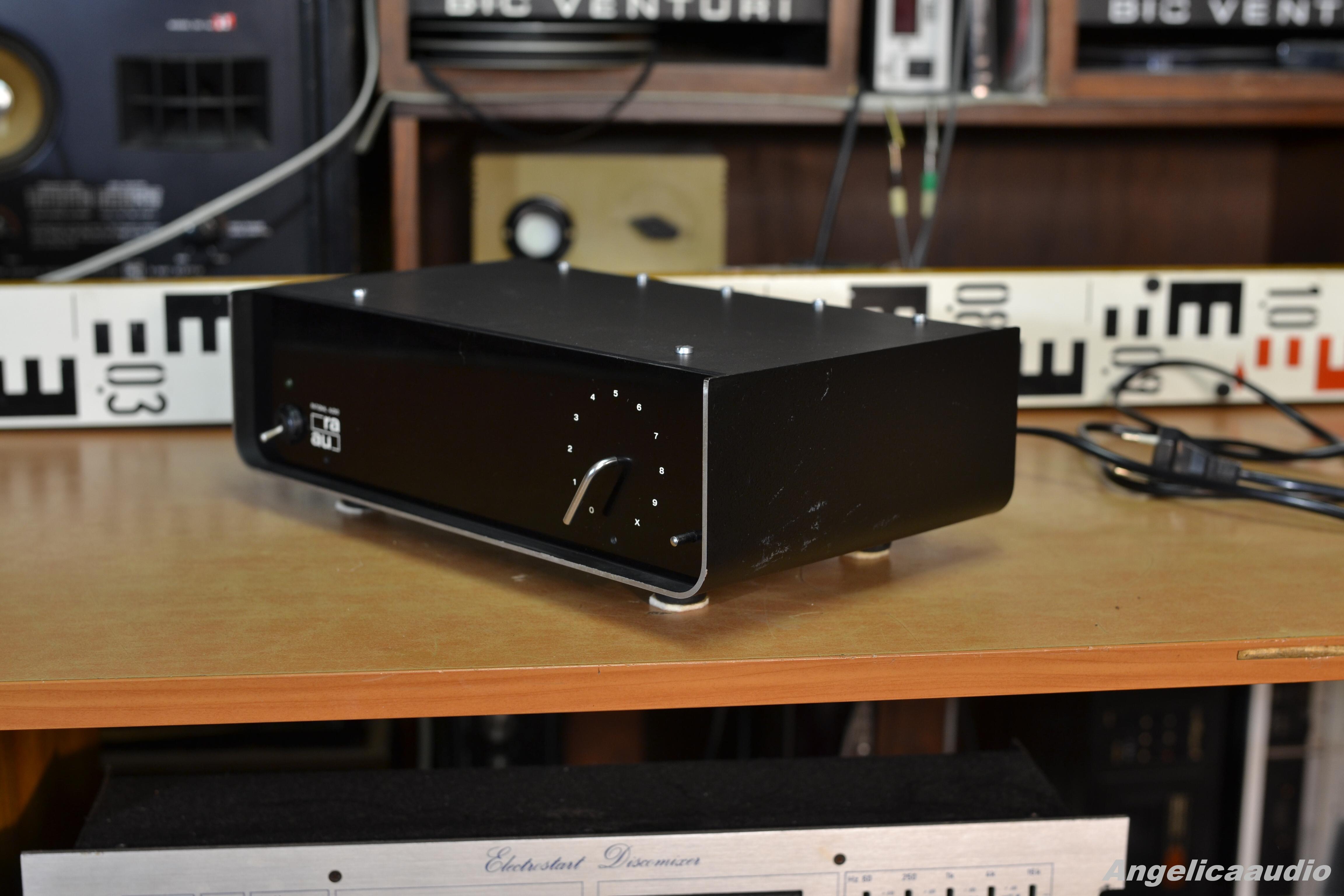 Aura Rational Audio Amplifier Angelicaaudio 1990
