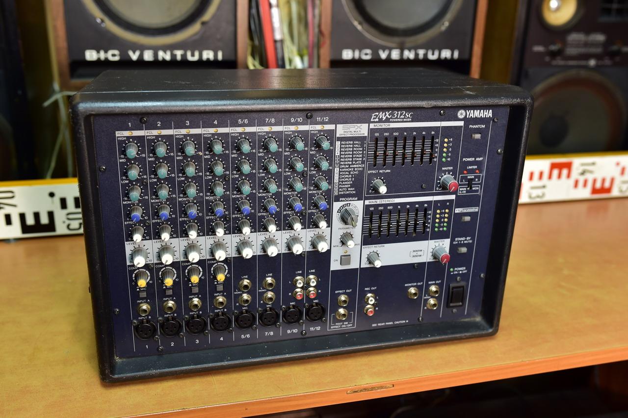 Yamaha Emx  Sc User Manual